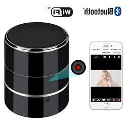 Bluetooth Music Player - HD 1080P WIFI Hidden Camera - Wirel