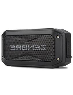 Bluetooth Speaker, ZENBRE D5 Bluetooth 4.1 IPX7 Waterproof S