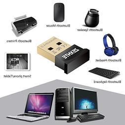 ZEXMTE Bluetooth USB Adapter CSR 4.0 USB Dongle Bluetooth Re
