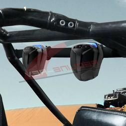 Bluetooth Waterproof ATV UTV RZR Polaris 2 Speakers Stereo A