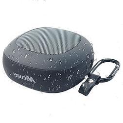 Melery Bluetooth Waterproof Speakers Outdoor Mini Portable B
