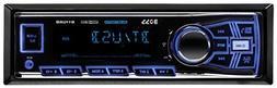 BOSS AUDIO 611UAB Single-DIN MECH-LESS Receiver, Bluetooth S
