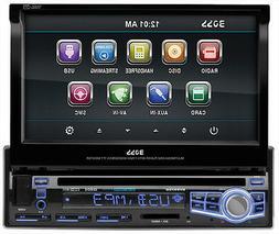 "Boss Bv9976b Car Dvd Player - 7"" Touchscreen Lcd - Single Di"