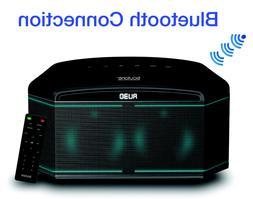 Boytone BT-64B, Wireless Bluetooth Premium HiFi Stereo, Home