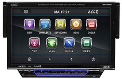 BOSS Audio BV8974B Single Din, Touchscreen, Bluetooth, DVD/C
