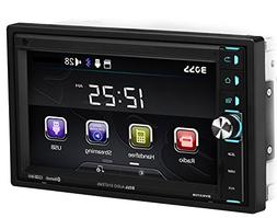 BOSS Audio BV9370B Car Stereo – Double Din, Bluetooth Audi