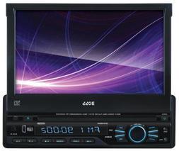 BOSS Audio BV9965I In-Dash Single-Din 7-inch Motorized Detac