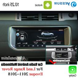Car Android GPS Navi Navigation Player For Land Rover Range