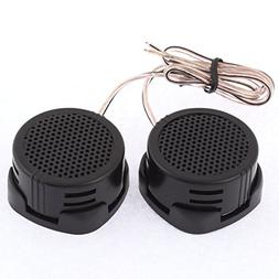 uxcell Car Audio Speaker System High Efficiency 500W Dome Tw