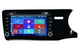 Crusade Car DVD Player for Honda City 2014- Support 3g,1080p