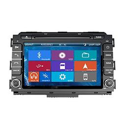 Crusade Car DVD Player for Kia Carnival 2015- Support 3g,108