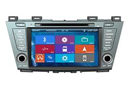 Crusade Car DVD Player for Mazda 5 2010- Support 3g,1080p,ip