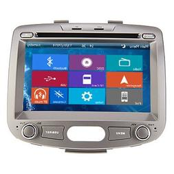 Crusade Car DVD Player for Hyundai I10 Support 3g,1080p,ipho