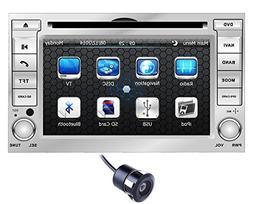 Crusade Car Stereo DVD Player for Hyundai I20 2008- 6.2 Inch