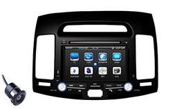 Crusade Car Stereo DVD Player for Hyundai Elantra 2007-2011
