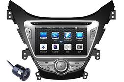 Crusade 8 Inch Car Stereo DVD Player for Hyundai Elantra / M