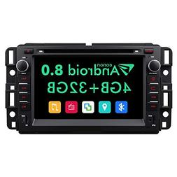 Double Din Car Stereo,7 Inch Eonon in Dash Android 8.0 Car R