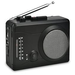 Rybozen Portable Cassette Player Recorders, Standalone Digit