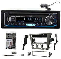 JVC CD Receiver w/Bluetooth USB/iPhone/Android/XM for 2005-2