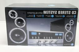 CD Stereo System IT Innovative Technology ITCDS-5000 Bluetoo