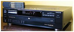 Sony CDP-C335 5 Disc CD Changer Player Compact Disc Multi Pl