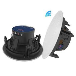 """Ceiling and Wall Mount Speaker - Wireless Bluetooth 5.25"""""""