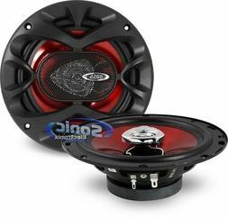 BOSS Audio CH6520 Car Speakers - 250 Watts Of Power Per Pair