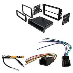 Chevrolet 2009-2012 Traverse CAR Stereo Dash Install MOUNTIN