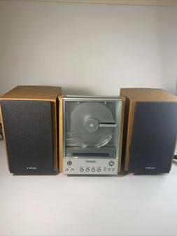 Sony CMT-EX1 Compact Stereo System Radio/CD Tested