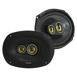 "Kicker CSC693 Car Audio Full Range 6x9"" Coaxial 900W Speaker"