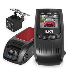 dash cam rearview dvr monitor
