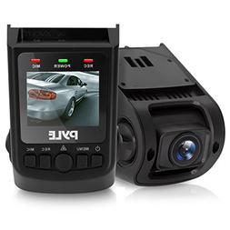 "Pyle Dash Cam Rearview Monitor - DVR 1.5"" Digital Screen R"