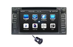 Crusade 6.2 inch In Dash Double Din 800*480 HD Touch Screen