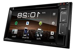 Kenwood DDX25BT Double DIN SiriusXM Ready Bluetooth in-Dash