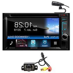"Kenwood DDX575BT 6.2"" Car DVD Bluetooth Receiver Waze/Remote"