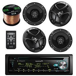 Pioneer DEH-X6900BT single din Bluetooth In-Dash CD/AM/FM Re