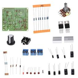 MagiDeal 12V DIY Kit 2.0 Dual-Channel TDA2030A Power Audio A