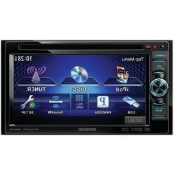 Kenwood DNX570HD Touchscreen In-Dash 2-DIN Multimedia DVD Re