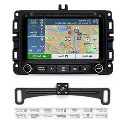 AIMTOM 2013-2018 Dodge RAM 1500 2500 3500 In-dash GPS Naviga