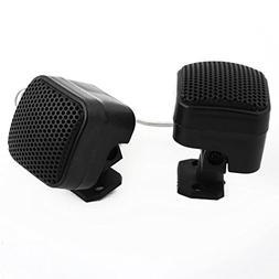 Dome Tweeter - TOOGOO 2 Pcs Auto Car Audio System Loud Speak