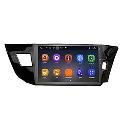 SYGAV Android 7.1.1 Nougat 2G RAM Car Stereo for 2014-2016 T
