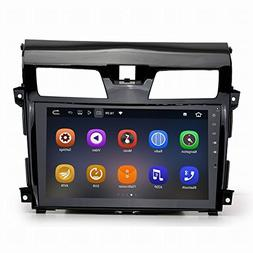 SYGAV Double Din Car Stereo for 2013-2015 Nissan Altima Andr
