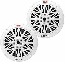 8.5 Inch Dual Marine Speakers - 2 Way IP44 Waterproof and We