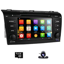 DVD GPS Navigation for Mazda 3 2004-2009 Radio Stereo with N