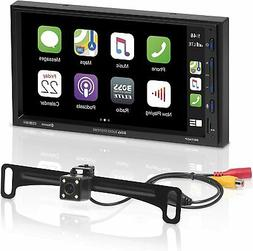 BOSS Audio Systems Elite BE7ACP-C Car Stereo Apple CarPlay/