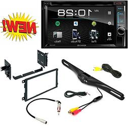 "Kenwood eXcelon DDX395 6.2"" in-Dash Double Din CD/DVD/MP3 Re"