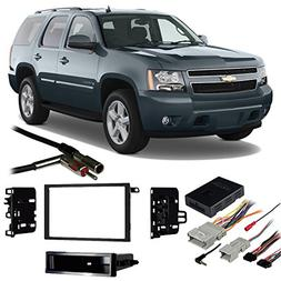 Fits Chevy Tahoe 2003-2006 Double DIN Stereo Harness Radio I