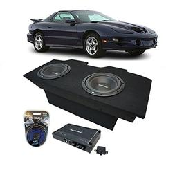 Fits 1993-2002 Pontiac Firebird Coupe Rockford Prime R1S412