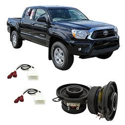Fits Toyota Tacoma 2005-2015 Front Door 2 Factory Replacemen
