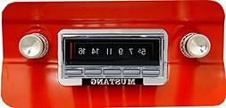 1964-1966 Ford Mustang 300 watt USA-740 AM FM Car Stereo/Rad